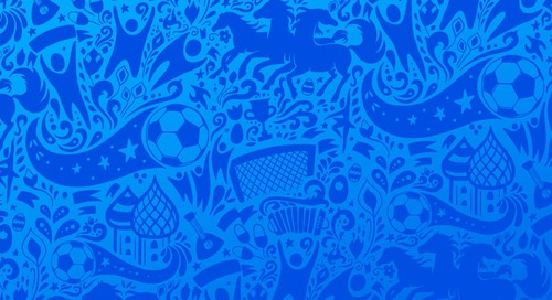The World Cup's global supply chain