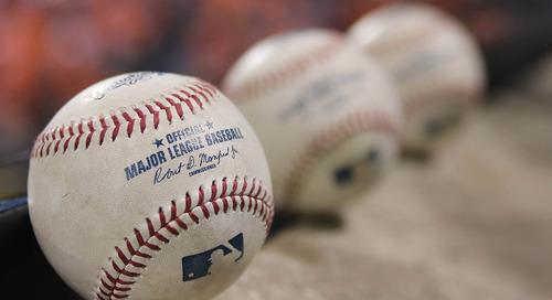 Big league logistics for MLB's supply chain