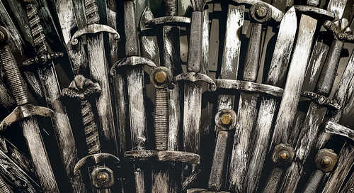 Supply chain of everything: the supply chain of Game of Thrones
