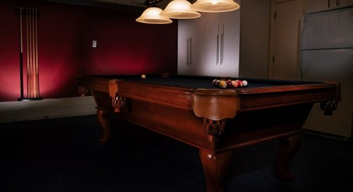 Great Man Cave Ideas For Basement and Garage