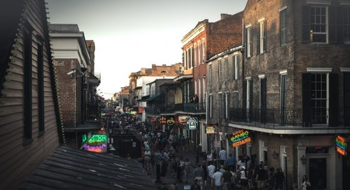 Historic Restaurants and Bars in New Orleans