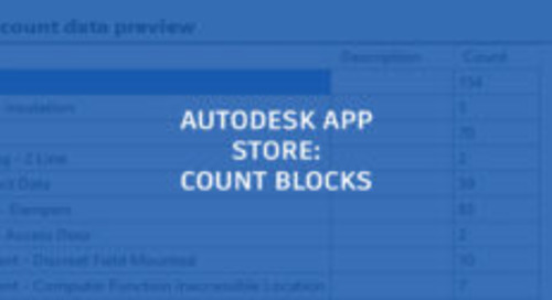Apps to Count Blocks in AutoCAD