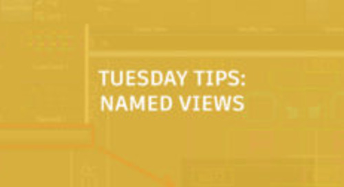 Named Views – An Old Dog With New Tricks: Tuesday Tips With Frank