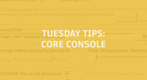 Core Console in AutoCAD: Tuesday Tips With Frank