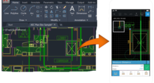 Have You Tried: Access Drawings on the Go with the AutoCAD mobile app