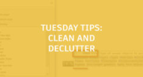 Spring AutoCAD Cleaning: Tuesday Tips With Frank