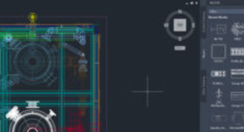 What's New in AutoCAD 2020? Blocks Palette