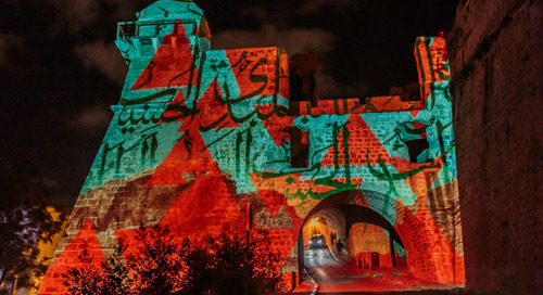 3D Projection Mapping With AutoCAD