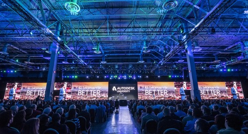 All the Not-to-Miss AutoCAD Events at AU Las Vegas 2019