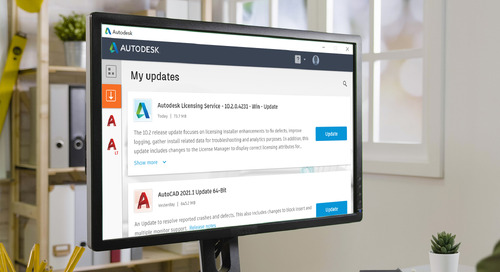 AutoCAD 2021.1 and AutoCAD LT 2021.1 Update Now Available
