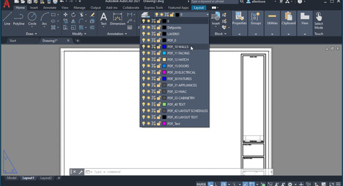 Have You Tried: Working With Templates in AutoCAD