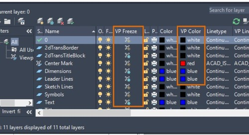 Have You Tried: AutoCAD Layer States