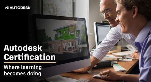 4 Things You Need to Know About AutoCAD Certification