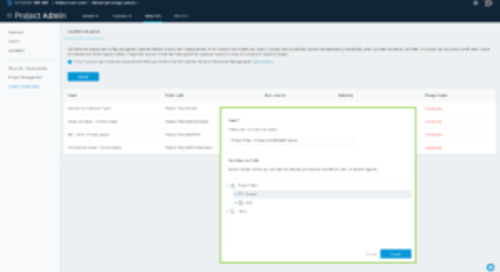 BIM 360 Model Coordination – May 2020 Release Notes