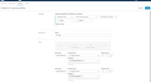 BIM 360 Cost Management Updates – March 2021