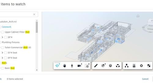 BIM 360 Design Collaboration Update – July, 2021