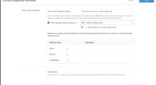 BIM 360 Document Management update — July 28