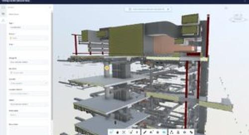 BIM 360 Model Coordination – September 2021
