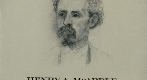 Henry A. McArdle: Texas Painter, Patriot, and Baylor Professor