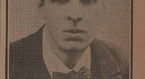 Armstrong's Stars: William Butler Yeats