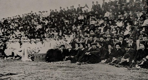 Sharing Student Scholarship: Students at Baylor University, 1890-1910