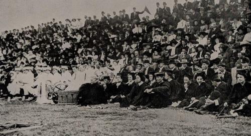 Sharing Student Scholarship: Students at Baylor University, 1890-1910