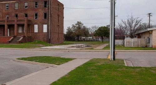 Texas Over Time: Paul Quinn College-Waco Campus