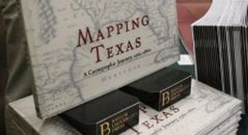 Mapping Texas: A Cartographic Journey, 1561 to 1860