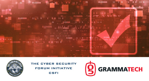 GrammaTech is a Gold Sponsor of the Cyber Security Forum Initiative (CSFI)