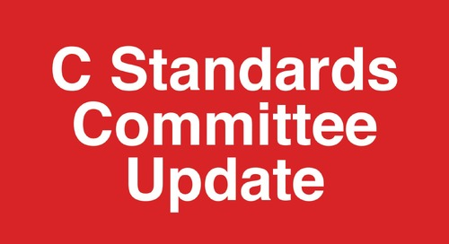 An Update from the C Standards Committee WG14