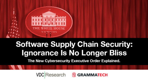 Software Supply Chain Security – The New Cybersecurity Executive Order Explained