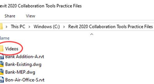 Revit 2020 Collaboration Tools: Worksets/Worksharing changes