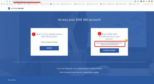 How to Locate Your BIM 360 Account ID