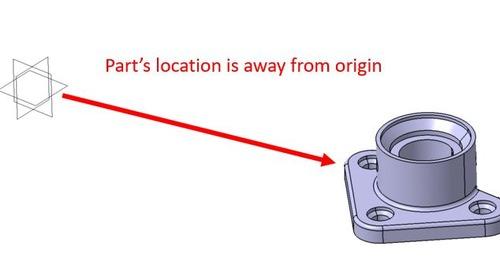 CATIA Drafting Tip: Displaying View Axis in Drawing Views