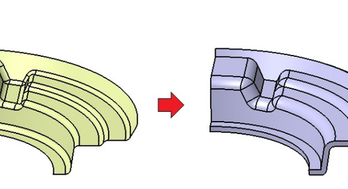 How to Overcome a Tricky Surface Offset in CATIA V5