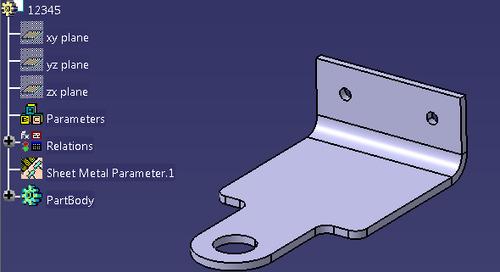 Using Multiple-Value Parameters to control CATIA dimensions