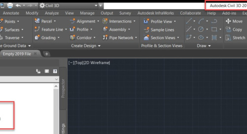 C3D Styles in 2020 Reference Template Not Working in 2019 & 2018 Versions