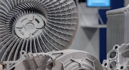 Material Characterization in Additive Manufacturing