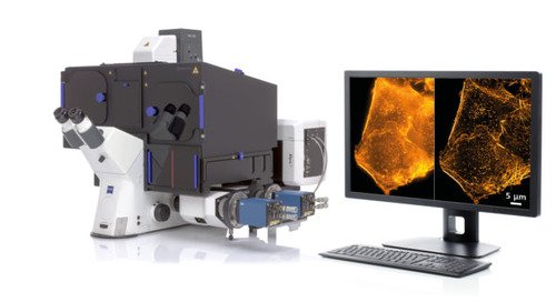 A new platform for fast and gentle 3D superresolution microscopy