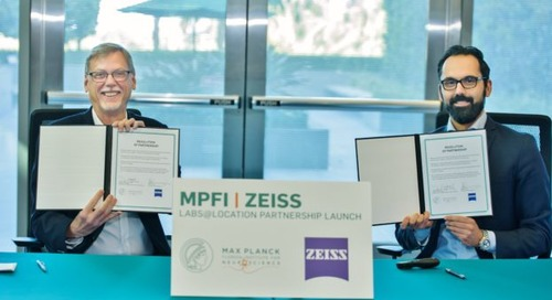 Max Planck Florida Institute for Neuroscience becomes new labs@location partner of ZEISS