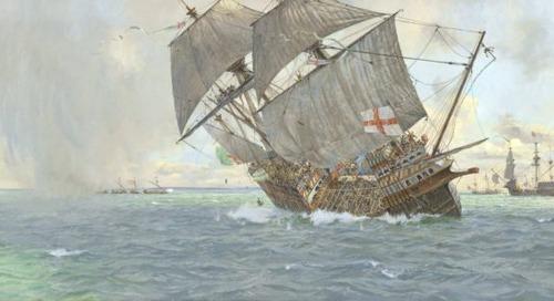 The Mary Rose – a Unique Glimpse Into Life in Tudor Times