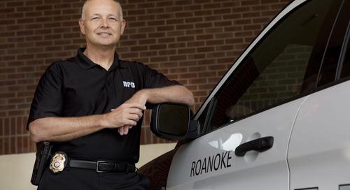 City of Roanoke E-911 Center