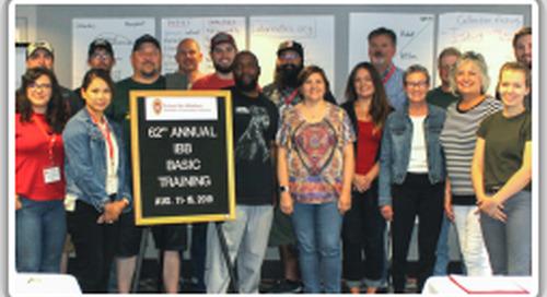 Local leaders advance skills in labor representation