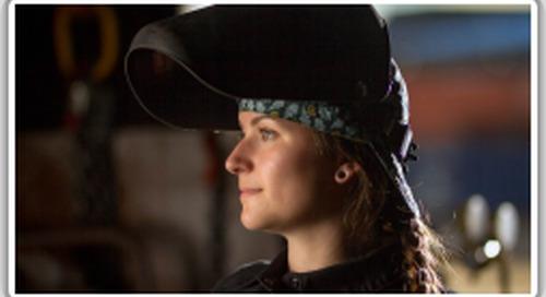 Kayla Vander Molen: Determination, mentorship, success