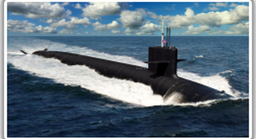 U.S. Navy poised to award contract to General Dynamics Electric Boat