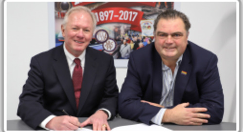 Boilermakers, UK-based TSSA sign strategic partnership agreement