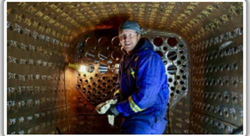 Boilermakers create old-fashioned steam in locomotive rebuild