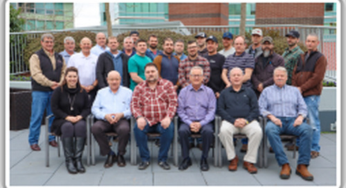 Canadians gather for project management course
