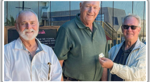 50-year pin marks milestone for Elrod