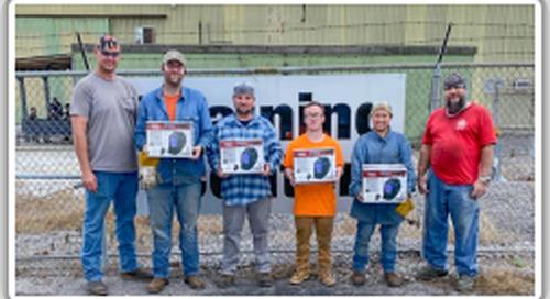 Southeast Area offers free welding hoods